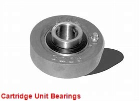 QM INDUSTRIES QMMC26J125SB  Cartridge Unit Bearings