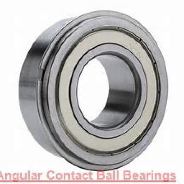 4.331 Inch | 110 Millimeter x 9.449 Inch | 240 Millimeter x 1.969 Inch | 50 Millimeter  NTN 7322BGM  Angular Contact Ball Bearings