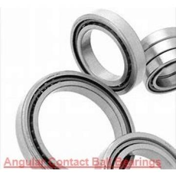 30 mm x 72 mm x 30,2 mm  FAG 3306-BD-TVH  Angular Contact Ball Bearings