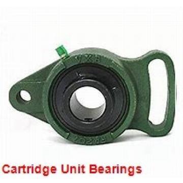 QM INDUSTRIES QAMC13A207SB  Cartridge Unit Bearings