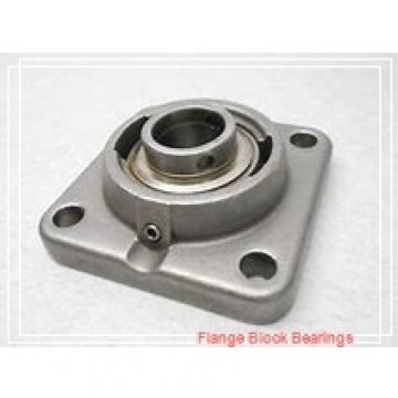QM INDUSTRIES DVC13K203SM  Flange Block Bearings