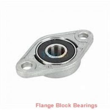 QM INDUSTRIES QVVFB22V100SEC  Flange Block Bearings