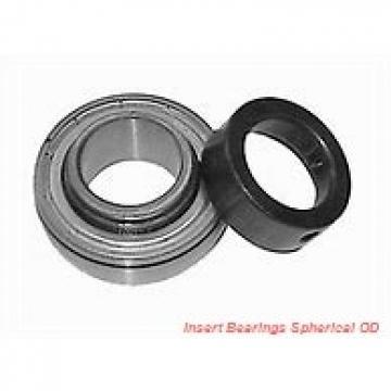 TIMKEN MUOB 1 1/8  Insert Bearings Spherical OD