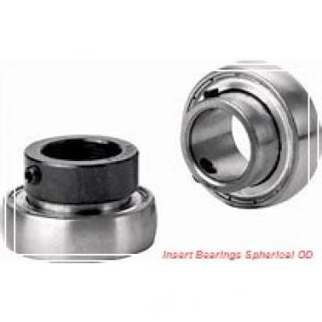 SEALMASTER 2-12T  Insert Bearings Spherical OD