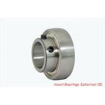 SEALMASTER RCI 203  Insert Bearings Spherical OD