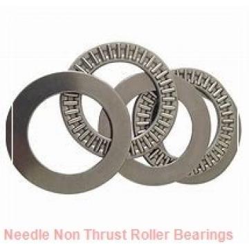 2 Inch | 50.8 Millimeter x 2.375 Inch | 60.325 Millimeter x 0.75 Inch | 19.05 Millimeter  KOYO WJ-323812  Needle Non Thrust Roller Bearings