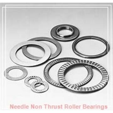 1.654 Inch | 42 Millimeter x 1.85 Inch | 47 Millimeter x 1.181 Inch | 30 Millimeter  INA IR42X47X30  Needle Non Thrust Roller Bearings