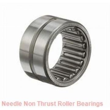 0.157 Inch | 4 Millimeter x 0.315 Inch | 8 Millimeter x 0.315 Inch | 8 Millimeter  INA BK0408B  Needle Non Thrust Roller Bearings