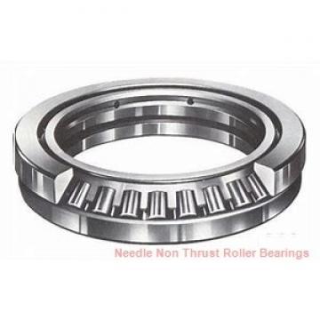0.197 Inch | 5 Millimeter x 0.315 Inch | 8 Millimeter x 0.63 Inch | 16 Millimeter  INA IR5X8X16  Needle Non Thrust Roller Bearings