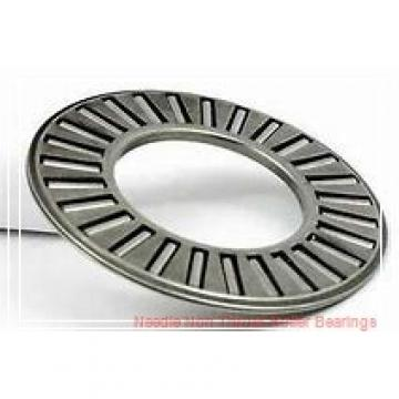 0.625 Inch   15.875 Millimeter x 1.125 Inch   28.575 Millimeter x 1 Inch   25.4 Millimeter  KOYO HJ-101816.2RS  Needle Non Thrust Roller Bearings