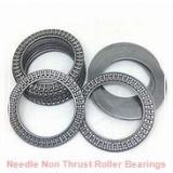 0.563 Inch | 14.3 Millimeter x 0.75 Inch | 19.05 Millimeter x 0.75 Inch | 19.05 Millimeter  KOYO GM-9121  Needle Non Thrust Roller Bearings