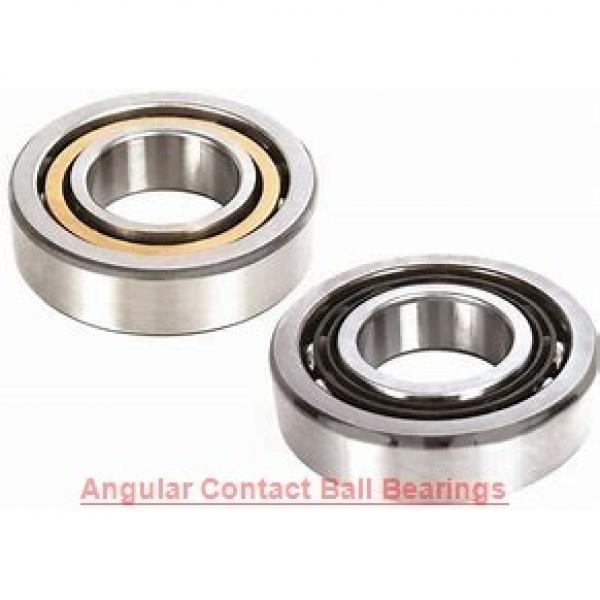 FAG 3307-BD-2HRS-TVH-C3  Angular Contact Ball Bearings #1 image