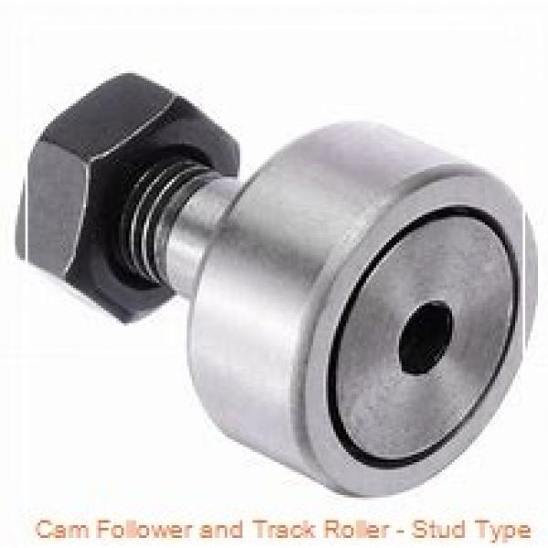 IKO CF24-1B  Cam Follower and Track Roller - Stud Type #1 image
