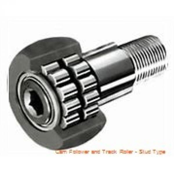 IKO CF20UU  Cam Follower and Track Roller - Stud Type #1 image