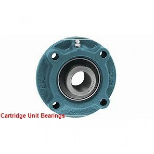 QM INDUSTRIES QVMC13V203SB  Cartridge Unit Bearings #1 image