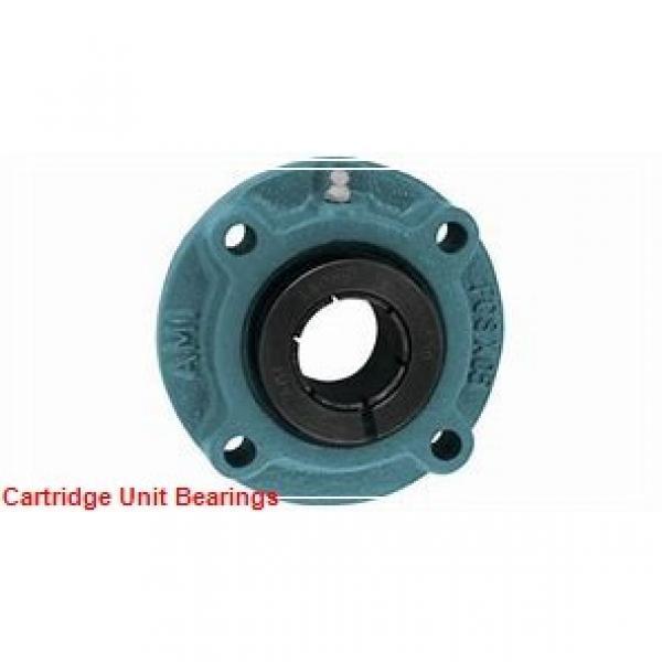 QM INDUSTRIES TAMC26K115SN  Cartridge Unit Bearings #2 image