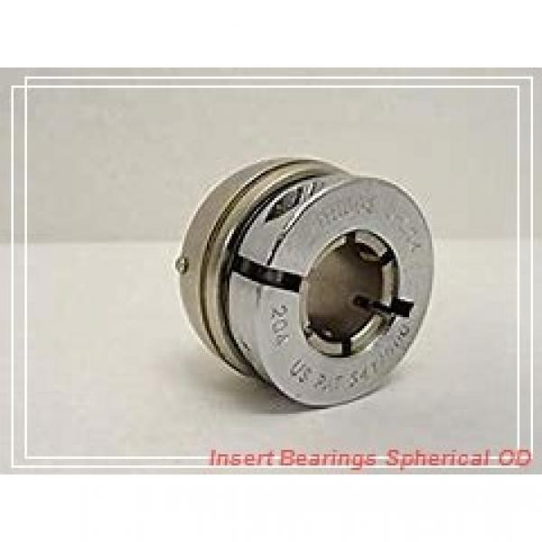 20 mm x 47 mm x 21 mm  SKF YET 204/VL065  Insert Bearings Spherical OD #1 image