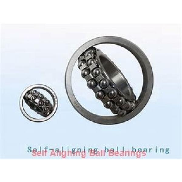 NSK 1222J  Self Aligning Ball Bearings #1 image